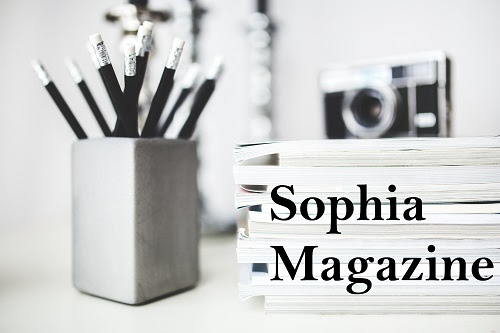 Sophia Magazine - Sex appeal is 50% what you've got and 50% what people think you've got ~ Sophia Loren