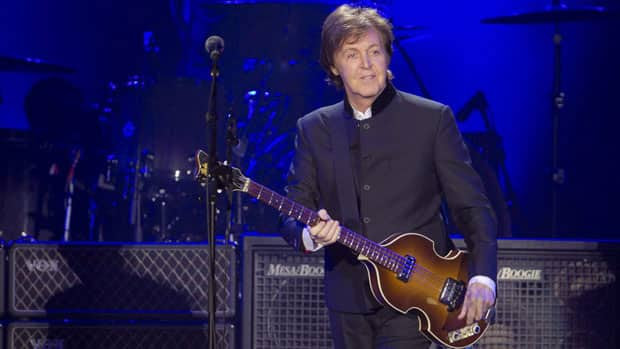 Paul McCartney performs Dec. 5 during his European Tour, his first since 2004. He has a new album out Feb. 7.