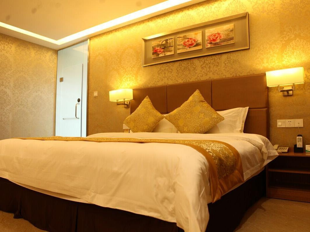 Review Shenzhen Laixiu Hotel