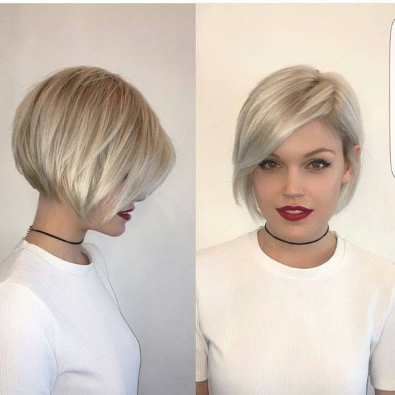 90 Latest Best Short Hairstyles, Haircuts amp; Short Hair Color ...