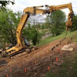 Project Summary in the city of Memphis about Riverside Drive Slope Stabilization