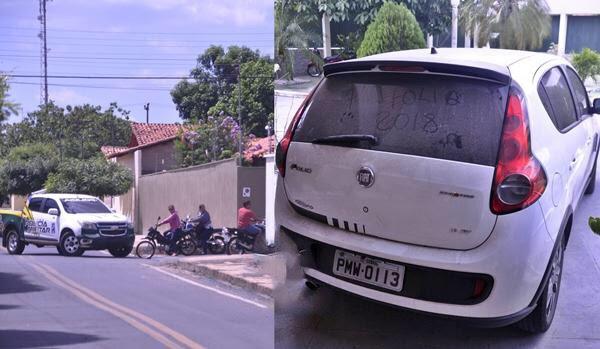 Empresário é vítima de sequestro relâmpago no interior do Piauí