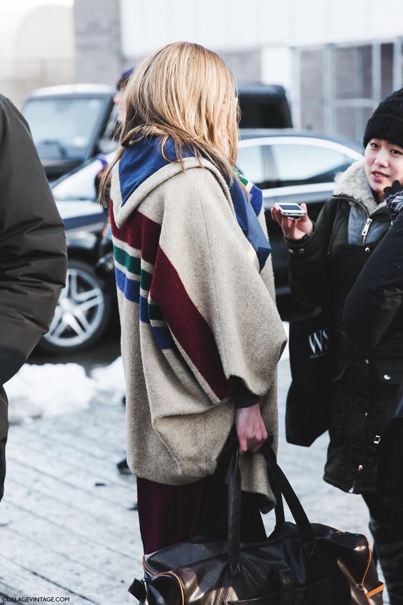 New_York_Fashion_Week-Fall_Winter_2015-Street_Style-NYFW-Sreiped_Coat-