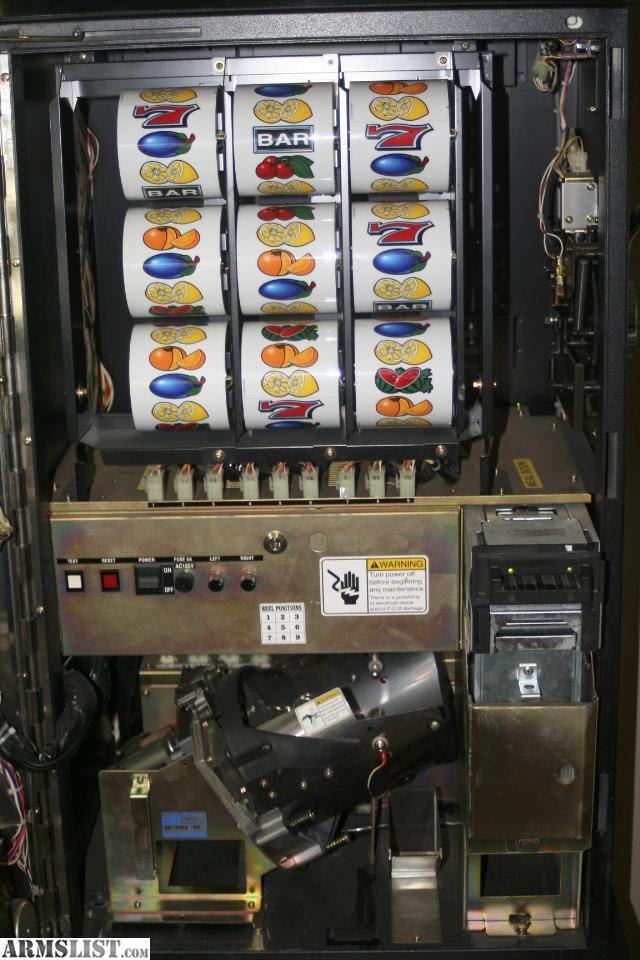 Slot machines for sale in las vegas
