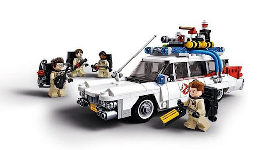 Hands-On: the official Lego Ghostbusters is awesome and spot on