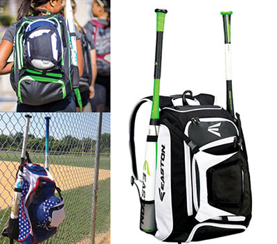 Softball bags Galore! Types and Styles for 2017
