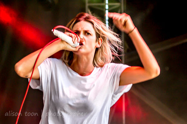 Emily Armstrong, vocals, Dead Sara, Aftershock 2013