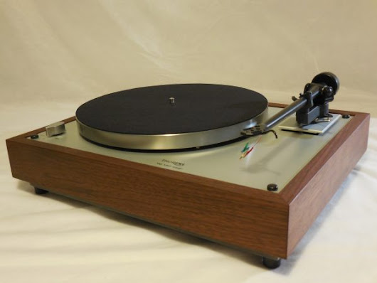 Custom Thorens TD-160 Super Reproduction, Upgraded Rega (Moth) RB-202 arm, Peruvian Walnut Plinth May - AR Turntable Vinyl Nirvana Acoustic Research Merrill Thorens TD 160 For Sale