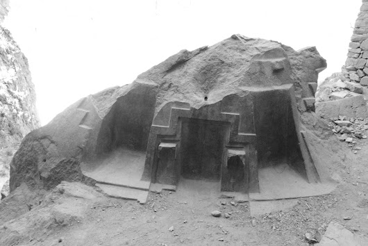 Naupa Huaca: Peru's Megalithic Cave of Mystery