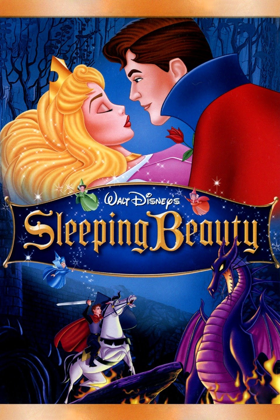 Image result for sleeping beauty 1959