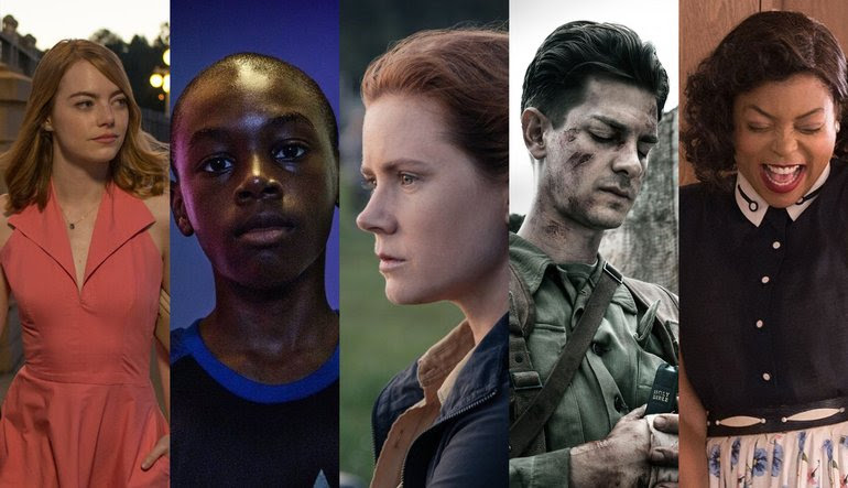 Best Picture Nominations 2017 Oscars - Oscars 2017 News ...