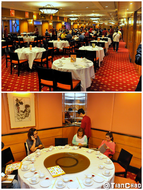 Genting Palace @ Maxims Genting Hotel: Dim Sum, Lobster, Abalone [Food Review]
