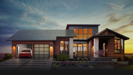 Tesla's Solar Roof And Powerwall 2 Are 'Perfect' For Australia