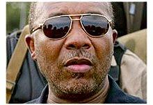 ex-Presidente liberiano