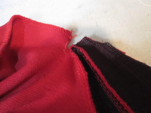 Clip Ends of Collar