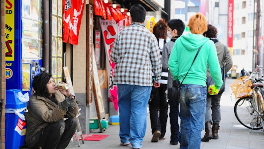 Japan : Langes Leiden unter billigem Geld