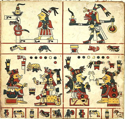 Codex Fejervary Mayer (famsi) i