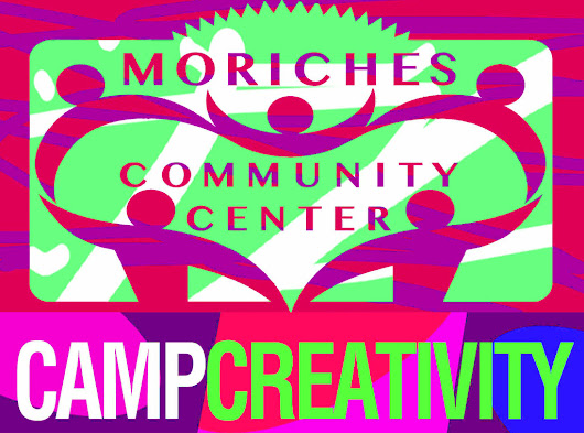 Camp Creativity – Session 3 – July 24-28, 2017
