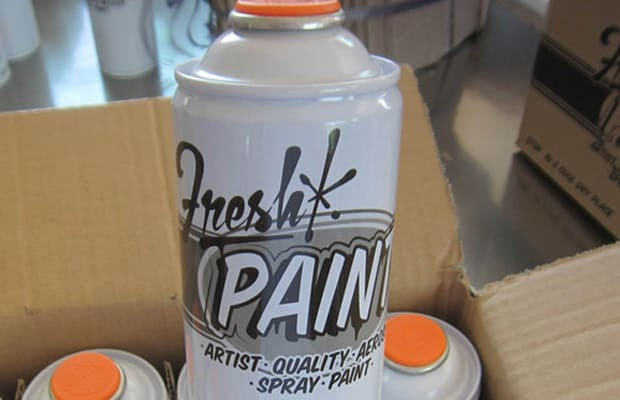 Fresh Paint - The 15 Best Spray Paint Brands Available In ...