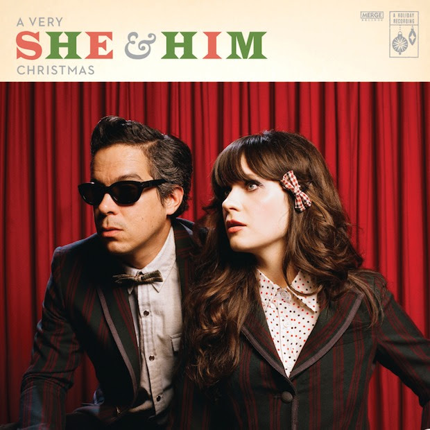 "New She & Him: ""The Christmas Waltz"""
