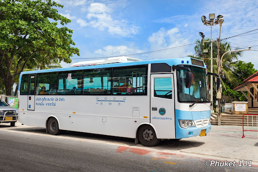Phuket Local Bus - How to Use It? - Phuket 101