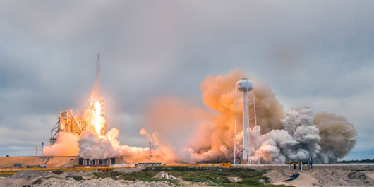 Sunday's launch could be the start of an annus mirabilis for SpaceX