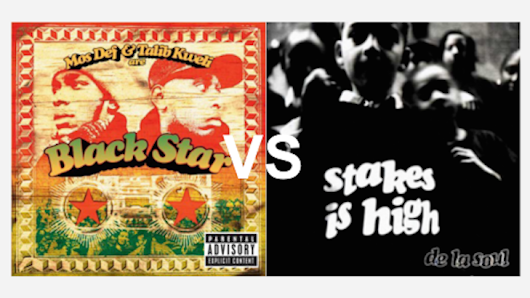 Mos Def & Talib Kweli Are Black Star vs. De La Soul's Stakes Is High. Which Is Better?