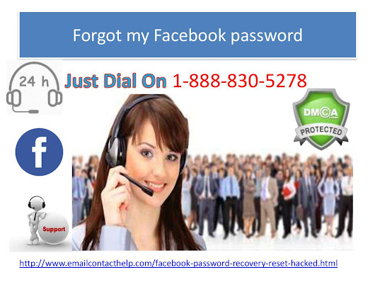 Get All-victorious Facebook @1-888-830-5278 by ringing us at forgot my Facebook password