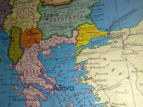 Στα Βαλκάνια τα σύνορα είναι υπό κράτηση