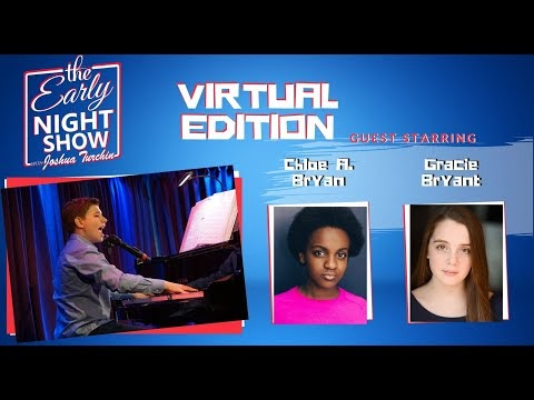 S2 Ep7 The Early Night Show (Chloé A. Bryan, Gracie Bryant)