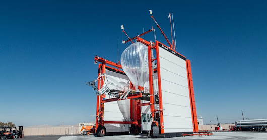 Project Loon delivers internet to 100,000 people in Puerto Rico