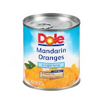 Dole Mandarin Oranges in Light Syrup (11 Ounce, 12 Per Case)