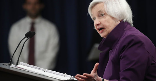 Yellen: Economy 'progressing,' conditions in place for inflation to rise