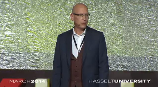 Funny Innovative Factors - Peter Perceval's Sense of Humor Talk Defines the Key to Innovation (VIDEO)