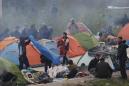 The Latest: Migrants on Bosnia border start hunger strike