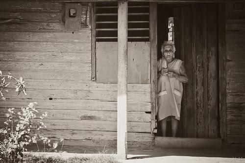 En la puerta by escael