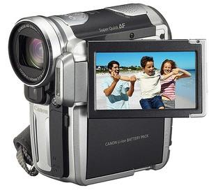 Canon launches world's smallest camcorder
