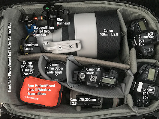 My Gear Load Out For The NFC Championship Game (Falcons vs Packers) | KelbyOne Insider
