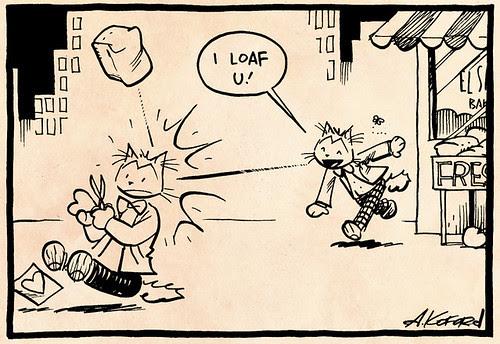 Laugh-Out-Loud Cats #2462 by Ape Lad