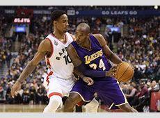 Kobe Bryant Issues Challenge to DeMar DeRozan   Raptors HQ