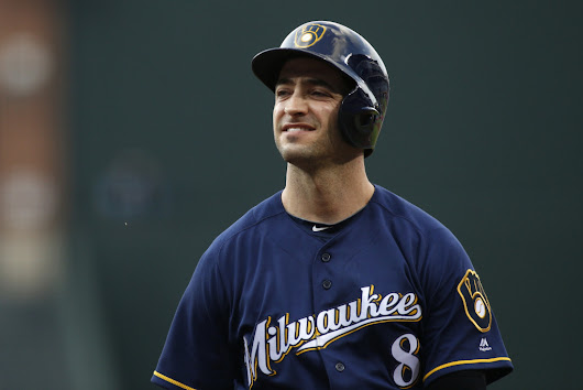 Brewers Put Ryan Braun On DL, Select Eric Sogard