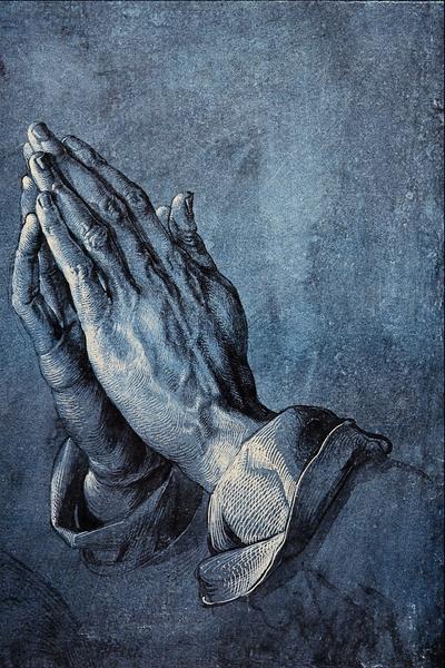 File:Praying Hands - Albrecht Durer.png