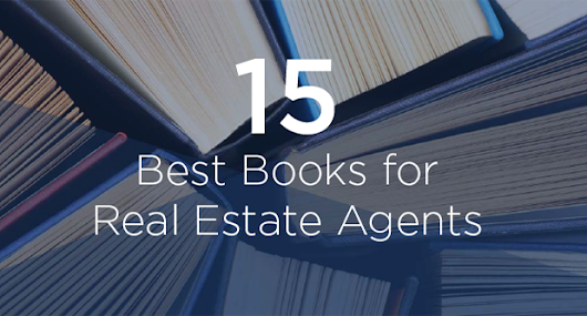 The 15 Best Books for Real Estate Agents | Premier Agent Resources