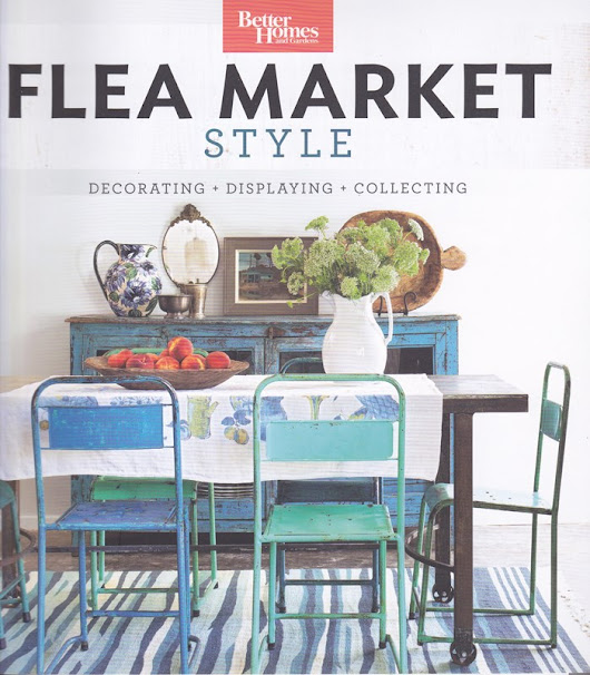Flea Market Style Book {Giveaway} - Southern Hospitality