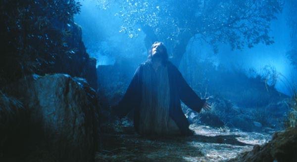Jesús oración Padre Getsemaní neoatierra