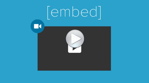 How Do I Embed Videos in WordPress?