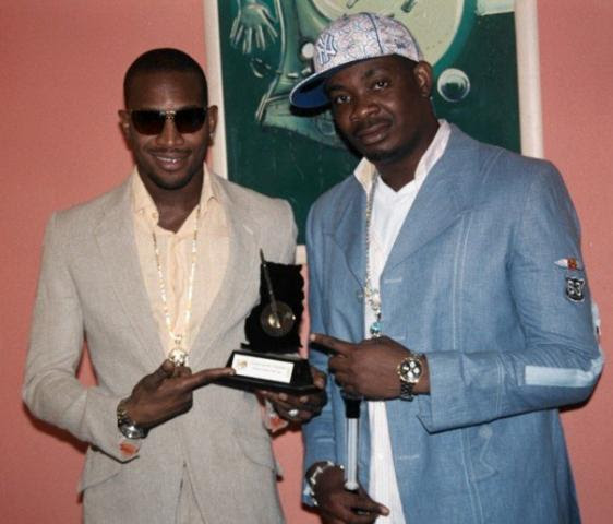 D'banj To Work With Former Partner Don Jazzy On New Album