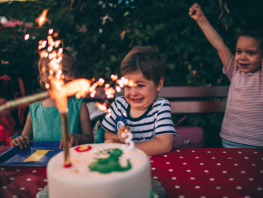 Why we love the 'fiver' kids' birthday party trend - Today's Parent
