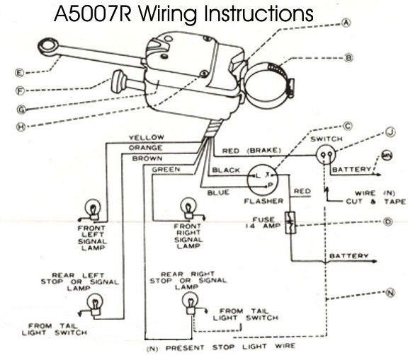 Utv Turn Signal Wiring Diagram