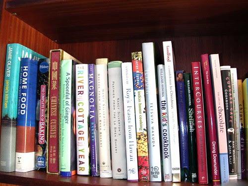 cookbook shelf 1